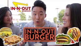FUNG BROS FOOD: In-N-Out Burger   Fung Bros