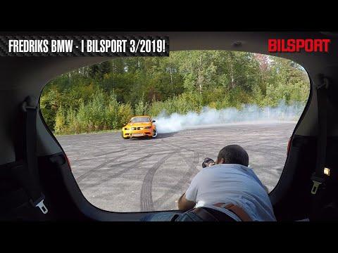 BMW E90 med 771 whp och 990 Nm i Bilsport 3/2019