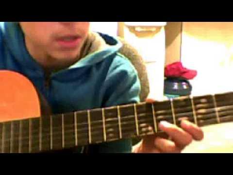 como tocar dragon ball gt en guitarra
