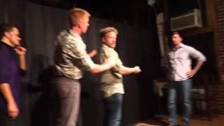 Think Fast Improv Comedy Scene