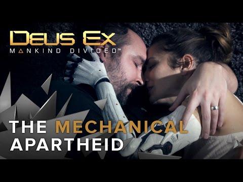 Deus Ex: Mankind Divided – L'apartheid meccanica