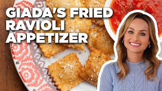 How to Make Giada's Fried Ravioli Appetizer | Food Network
