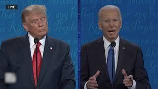 Joe Biden's Closing Statement | Final Presidential Debate 2020