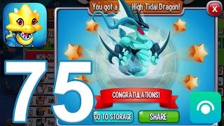 Dragon City - Gameplay Walkthrough Part 75 - Heroic Race: High Tidal Dragon! (iOS, Android)