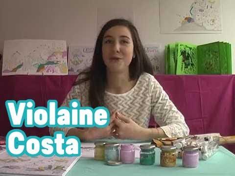 Vidéo de Violaine Costa