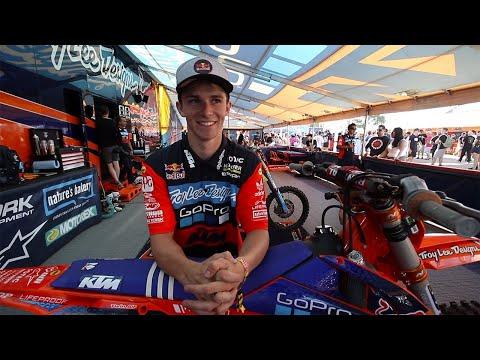 Sean Cantrell | Straight Rhythm Freshman | TransWorld Motocross