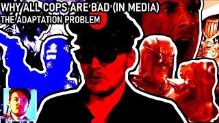 How Media Adapts The Police State (Judge Dredd, RoboCop)   Jack Saint