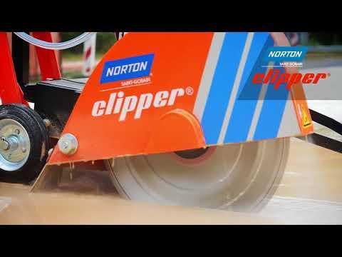 Scie à sol Norton Clipper CS451