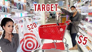 A NO BUDGET TARGET SHOPPING SPREE!! ... i bought it all.