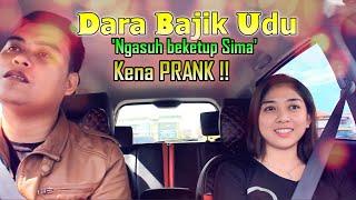 Prank Iban Keterubah : Dara Bajik Udu 'Ngasuh Beketup Sima' Kena PRANK!