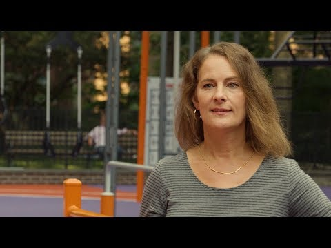 StuyTown Fitness Playground - Interview with Gail Wittwer-Laird, Landscape Architect