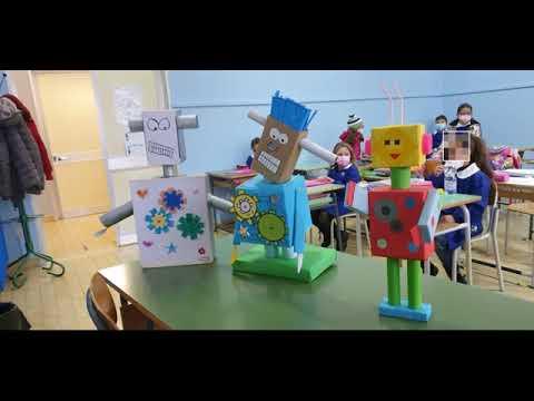 Open day coding e robotica a scuola 2021   2022 Scuola Primaria SS Medici