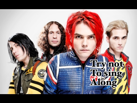 TRY NOT TO SING ALONG EMO CHALLENGE