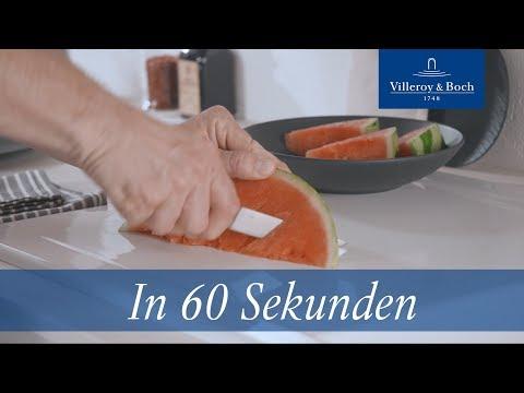 In 60 Sekunden: Tipps zur Pflege von Keramik / Metallabrieb entfernen | Villeroy & Boch