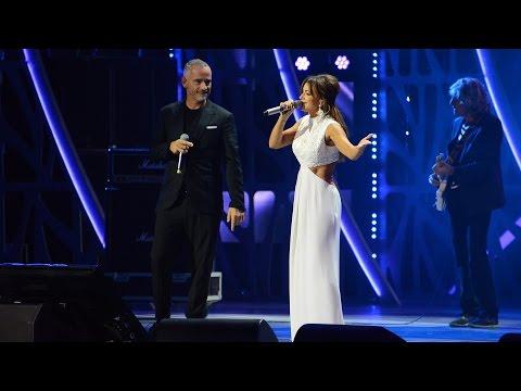 Ani Lorak & Eros Ramazzotti - Piu Che Puoi [LIVE @ New Wave 2015]
