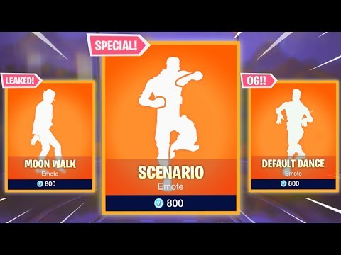 These Emotes Must Be Legendary...
