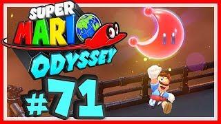 SUPER MARIO ODYSSEY # 71 🎩 Pickende und flüchtende Vögel! [HD60] Let's Play Super Mario Odyssey
