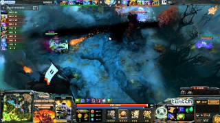 Game 2 - DT vs Newbee (DOTA) - The Summit - Asian Qualifiers