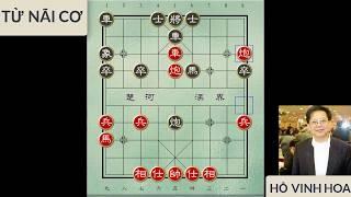 Hồ Vinh Hoa PHẾ 2 XE dồn đối thủ vào đường cùng! Cờ tướng đỉnh cao