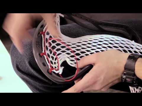 Stallion U 550 - Dry Mesh Stringing Video