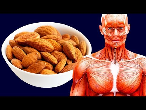 What Will Happen to You If You Eat 20 Almonds Every Day?