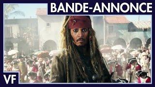 Pirates des caraïbes : la vengeance de salazar :  bande-annonce VF