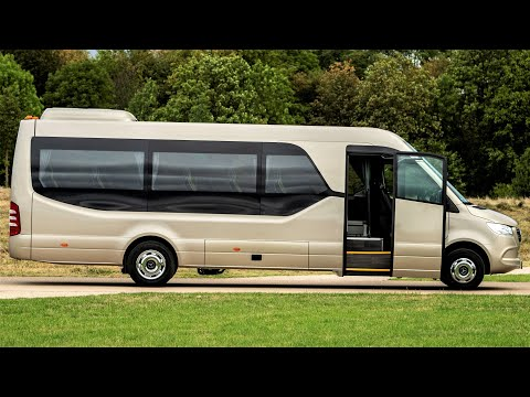 YIL Model Mercedes Sprinter Travel 75 – Perfect Passenger Minibus Teknik ve Özellikleri