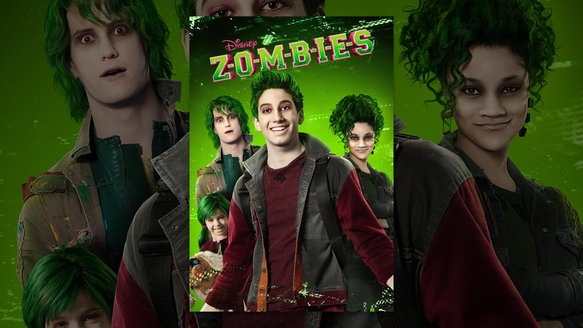 Zombies Disney Full Movie 123movies