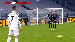 Cristiano Ronaldo Vs Genoa Home HD 1080i (13/01/2021)