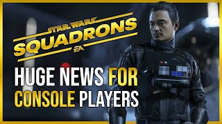 GREAT News For Star Wars Squadrons   Squadrons News Update