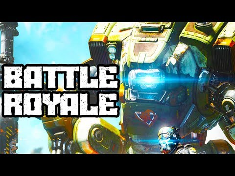 NEW TITANFALL GAME COMING MONDAY?? F2P Battle Royales + RB6 Siege
