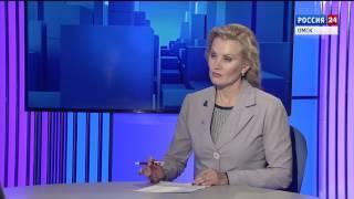 Актуальное интервью — Олеся Кайль, заместитель начальника Главного управления по вопросам занятости