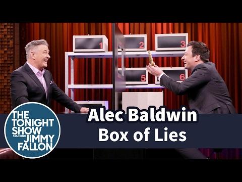 Box of Lies with Alec Baldwin