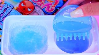 Kracie-DoDotto Tsubupyon/ Octopus Poop! DIY Candy kit どどっと つぶぴょん Dot Drip Candy どどっとつぶぴょん