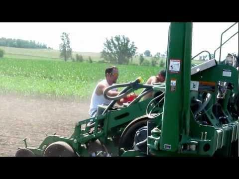 Planting Pumpkins 2012
