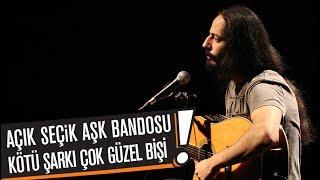 Açık Seçik Aşk Bandosu - Kötü Şarkı Çok Güzel Bişi (B!P AKUSTİK)