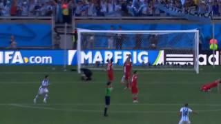 Gol de Messi vs Iran (Relato Rodolfo De Paoli vs Alejandro Fantino)