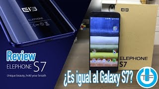 Video ElePhone S7 D8xohiyEC68