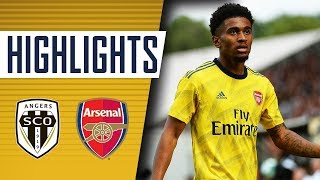 HIGHLIGHTS | Angers 1-1 Arsenal | 3-4 on penalties