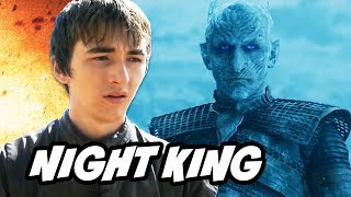 Game Of Thrones Season 8 - Night King Secret Plan Theory