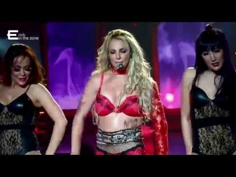 DVD Britney: Piece Of Me 2016 - Breathe On Me