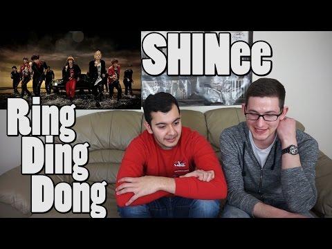 SHINee - Ring Ding Dong MV Reaction
