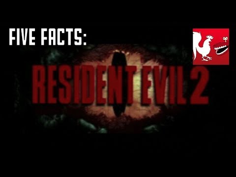Five Facts - Resident Evil 2 - Smashpipe Games