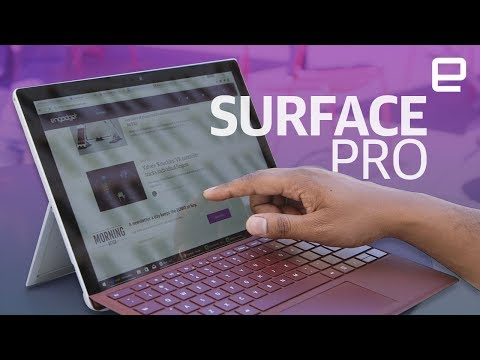 Surface Pro (2017) Review