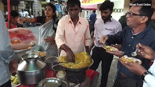 Panipuri 6 Piece @ 25 rs   Best Street Food Mumbai ( Near Harkishandas Hospital )