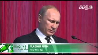 VTC14_Tổng thống Putin: Không ai có thể hăm dọa nước Nga