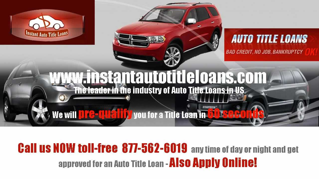 Car Title Loans Los Angeles: Auto Title Loans Los Angeles Is Here!