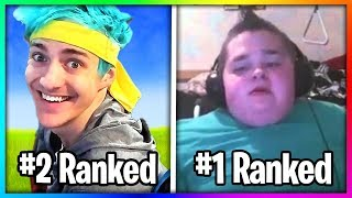 You Won't Believe Who is #1 Ranked Fortnite Player 2018..