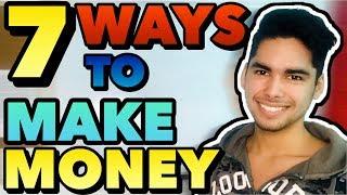 7 Legit Ways To Make Money Online - How To Make Money Online 2019