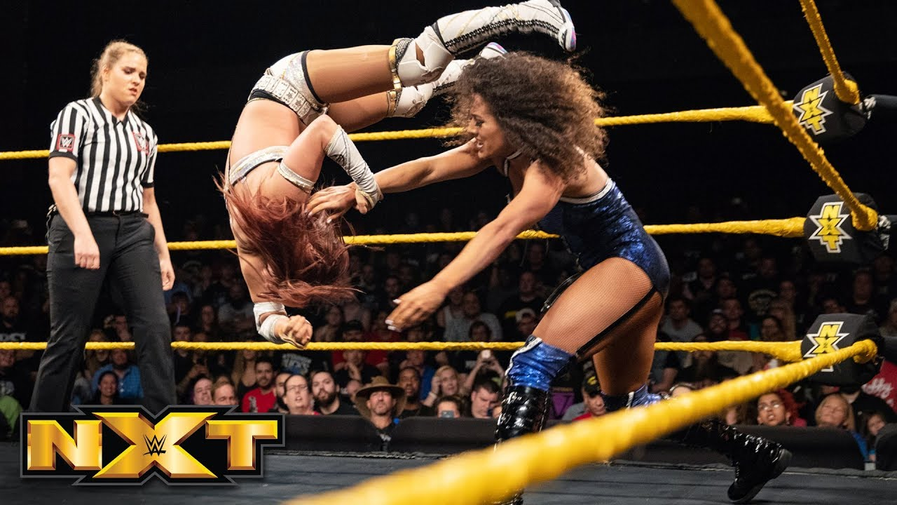 WWE NXT Results (7/11): Moustache Mountain Defends Against Undisputed Era, Kairi Sane In Action thumbnail